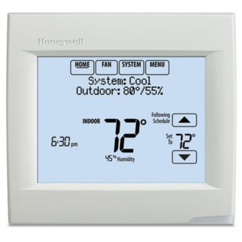 Honeywell VisionPRO 8000 Thermostat with RedLINK Technology