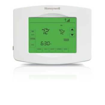 Honeywell Wi-Fi VisionPRO Thermostat with Auxiliary Heat