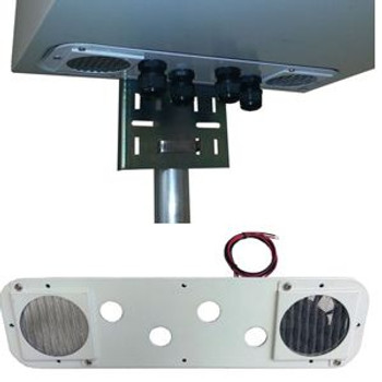 Tycon Power Systems RPST-POWERVENT-24 PowerVent for RPST Enclosures 12VDC to 48VDC