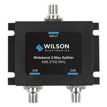 Wilson 850034 -3dB 2-Way Splitter for 698-2700MHz, 75ohm