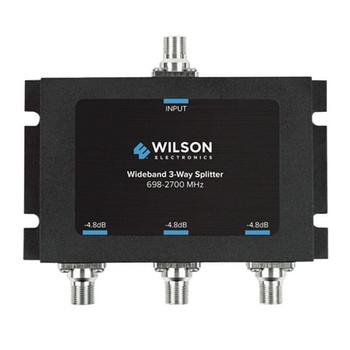 Wilson 850035 -4.8dB 3-Way Splitter for 700-2500MHz, 75ohm
