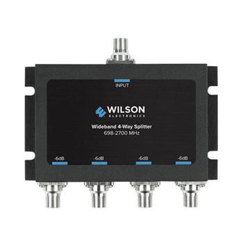 Wilson 850036 -6dB 4-Way Splitter for 700-2500MHz, 75ohm