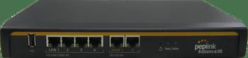 Peplink Balance 30 Pro Multi-WAN LTE Advanced Router