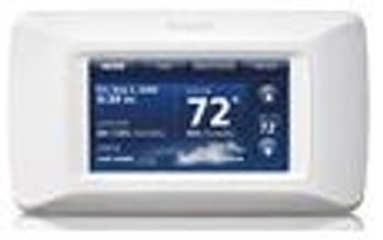 Honeywell Prestige Touch Screen Comfort Wireless Thermostat Kit