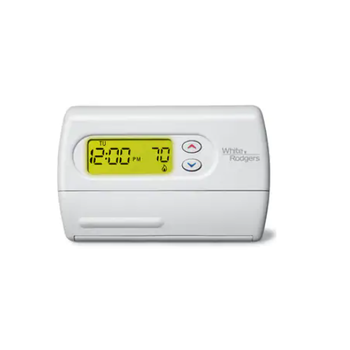 Emerson W1F82261 2H/1C Digital Programmable Blue Thermostat