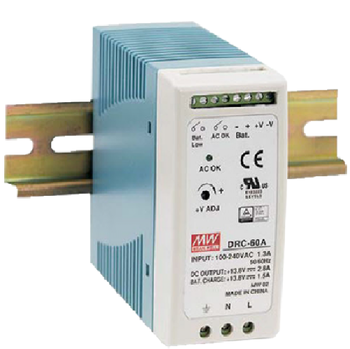 DuraComm - MW-DRC-60A - 12V Supply w/Backup 2.8A