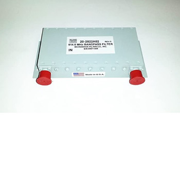 GE MDS 20-2822A02 Filter 902-927 MHz, Bandpass, 26 MHz