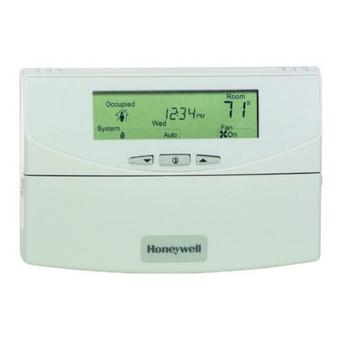 Honeywell T7350A1004/U 1 H/1 C Conventional or 2 H/1 C Heat Pump, Remote Sensor