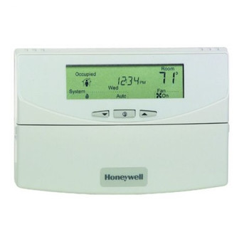 Honeywell T7350D1008/U  3 Heat/3 Cool Programmable Commercial Thermostat