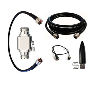 50 ft Omni-directional Antenna Kit for Draytek 2926 Dual-WAN Router