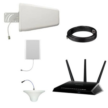 Custom Wi-Fi Antenna Kit with Cable Option