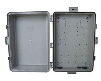 "Nema 4/ IP65 Outdoor Polycarbonate Enclosure 14x10x5"""