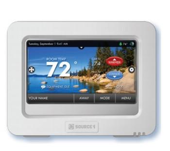 York S1-THPU432-Y 3-Heat/2-Cool Programmable Wi-Fi Thermostat