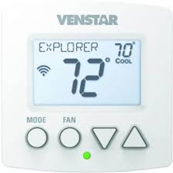 Used (Like New) Venstar T2050 Explorer Mini Wireless Commercial Thermostat