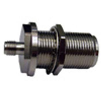 SMA-Female/ N-Female Bulkhead Adapter