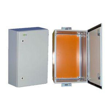 Tycon Power Systems Weatherproof 23 x 14 x 12 inch Steel Enclosure