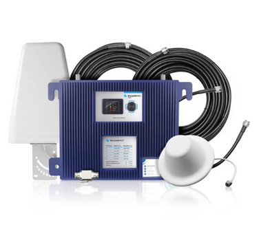 Wilson Pro 1000 Commercial Signal Booster Kit, 35,000 sq. ft.