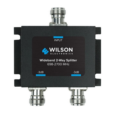 Wilson 859957 -3dB 2-Way Wide-Band Splitter for 700-2700Mhz, 50ohm