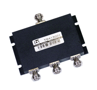 Top Signal TS413001  3-Way Splitter for 700-2700MHz, 50 ohm