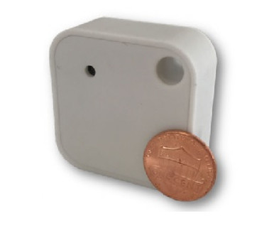 Used (Like New) Mitsubishi PAC-USWHS003-TH-1, Kumo Cloud Wireless Temperature & Humidity Sensor