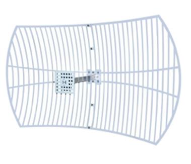 3600-3800 MHz 26 dBi parabolic grid antenna