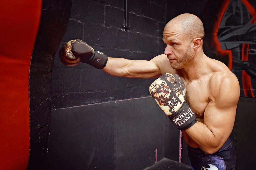 PunchTown The Balance Washable Boxing Gloves