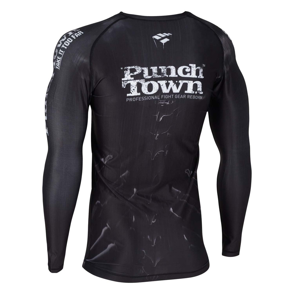 PunchTown Deranged 2.0 Rash Guard