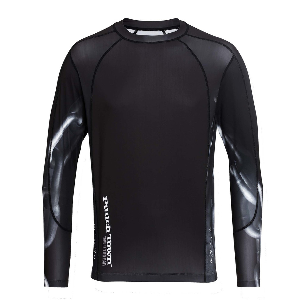 Chainz Long Sleeve Rashguard