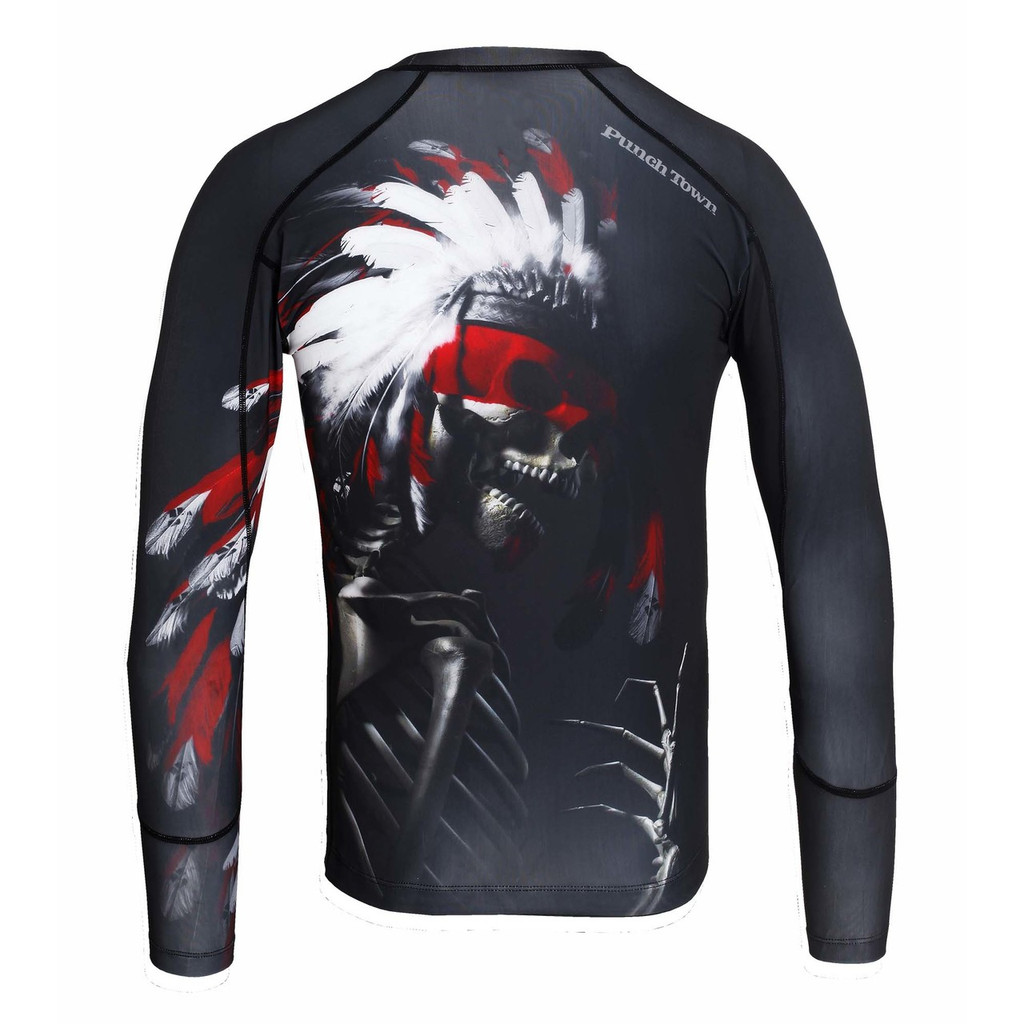 The Apache Long Sleeve Rashguard