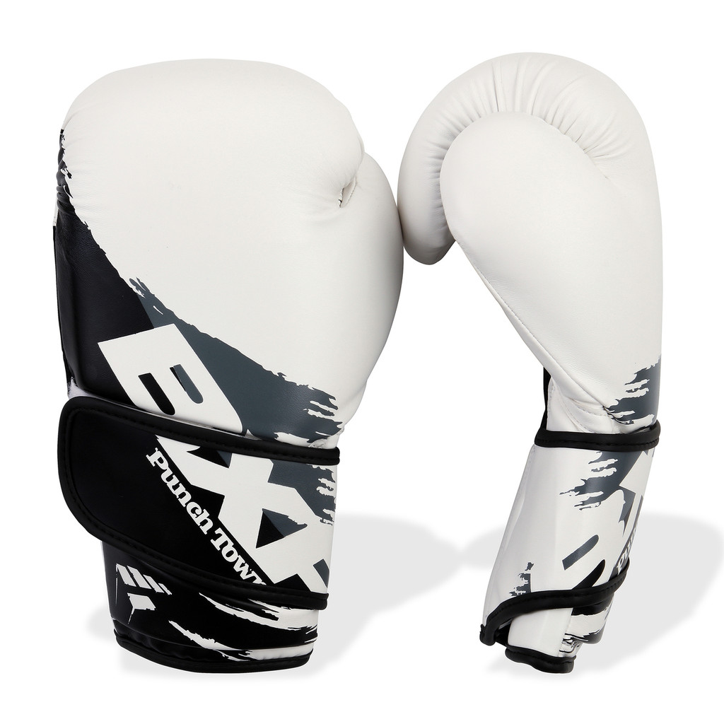PunchTown BXR MKIII Boxing Gloves W/B/G