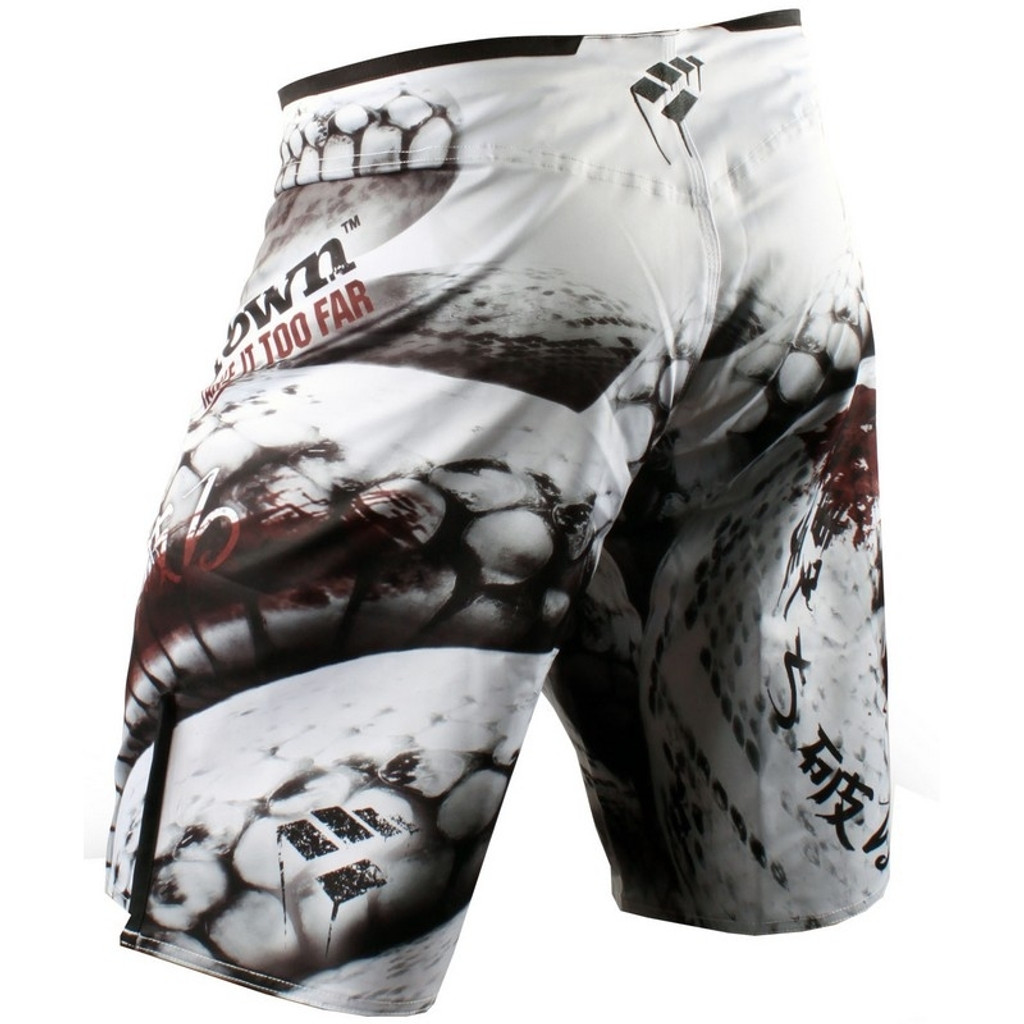 PunchTown Frakas eX Ice Mamba Fight Shorts