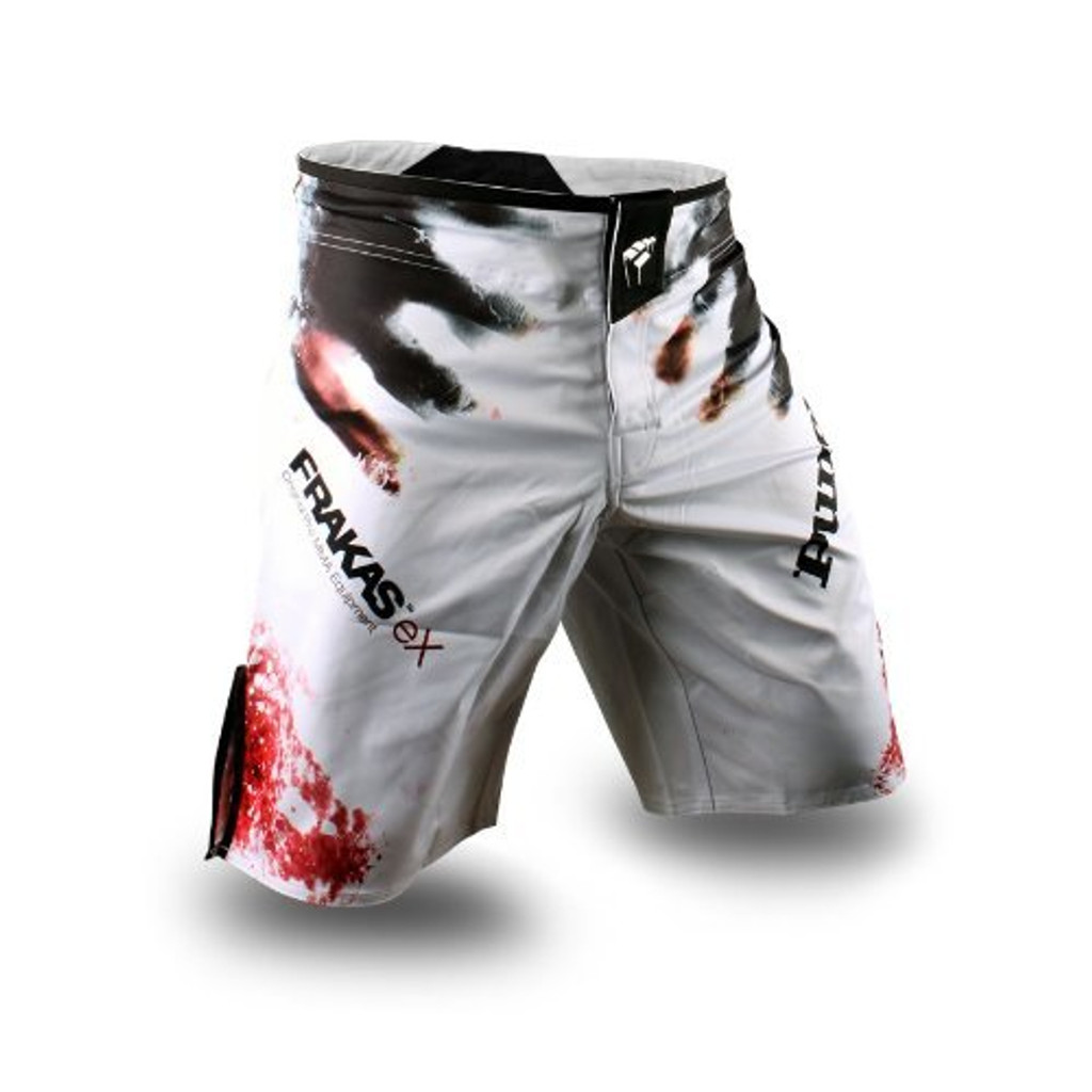 PunchTown Frakas eX The Dead Ice Fight Shorts