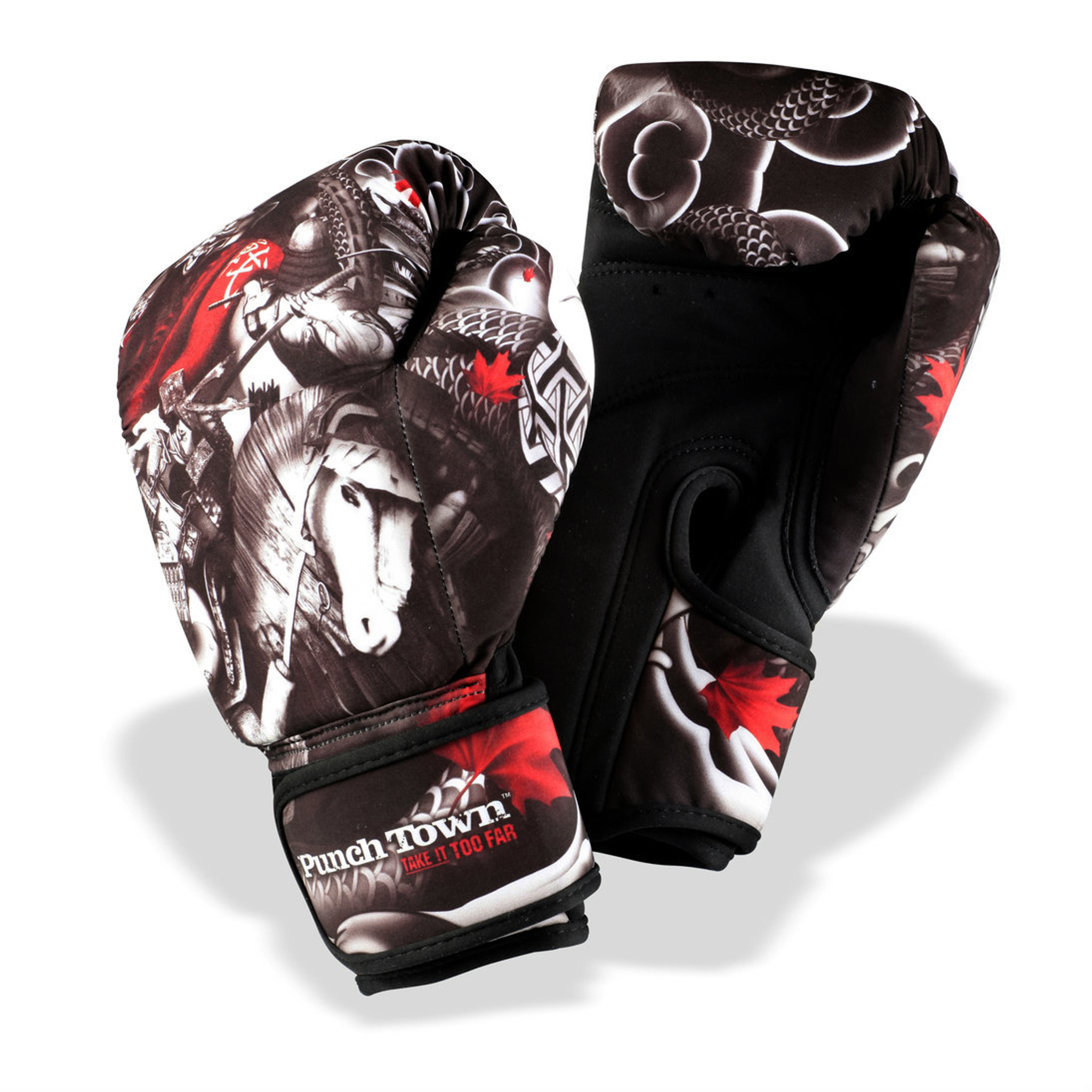PunchTown The Balance MMA Spats SPARRING TRAINING