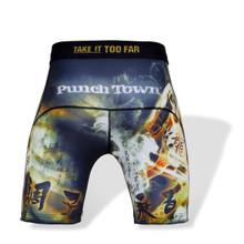 PunchTown The Balance Vale Tudo Shorts
