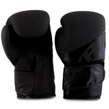 Punchtown BXR KR Boxing Glove Black/Black