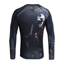 The Outlaw Long Sleeve Rash Guard