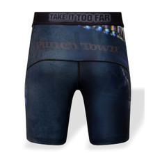 PunchTown The Outlaw Vale Tudo Shorts