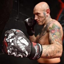PunchTown Oni Battle Washable Boxing Gloves