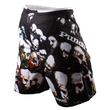 PunchTown Frakas eX Souls Fight Shorts
