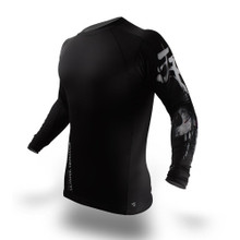PunchTown Deranged Long Sleeve Rash Guard