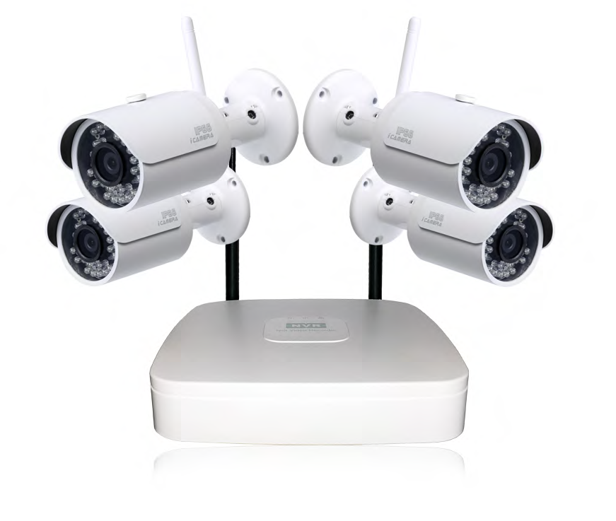 WIRELESS CAMERA SYSTEMS