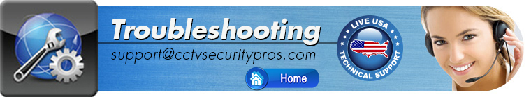 Security Troubleshooting banner