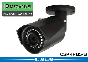 In/Outdoor SUPER 4MP HD IP IR Bullet Camera w/ Smart Detection (Up to 100 ft in COMPLETE DARKNESS)