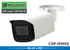 Motorized Infrared Bullet 5MP IP Security Camera with Motorized Lens
