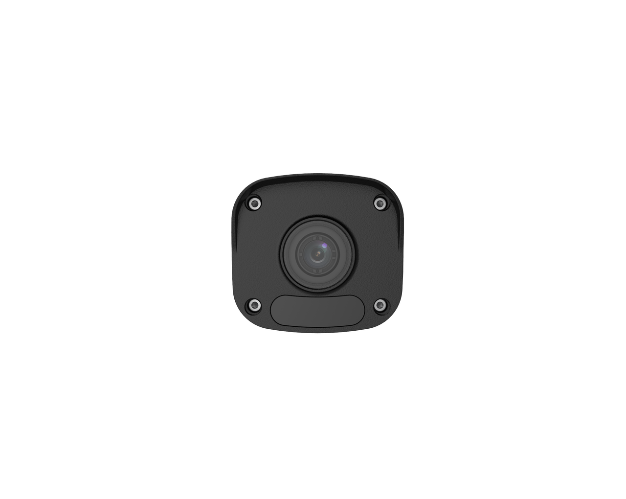 4MP Mini Fixed Bullet Network Camera - Black