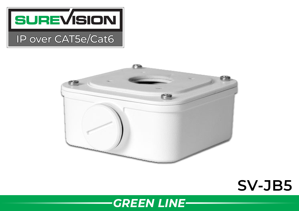 SUREVISION Mini Bullet Camera Junction Box