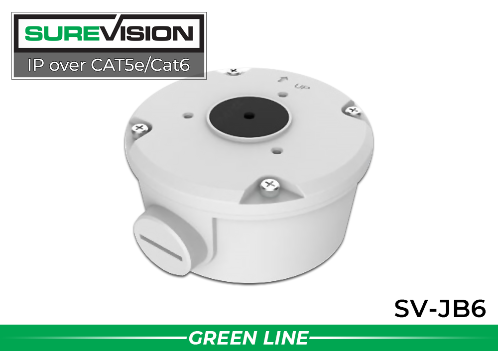 SUREVISION Bullet Camera Junction Box