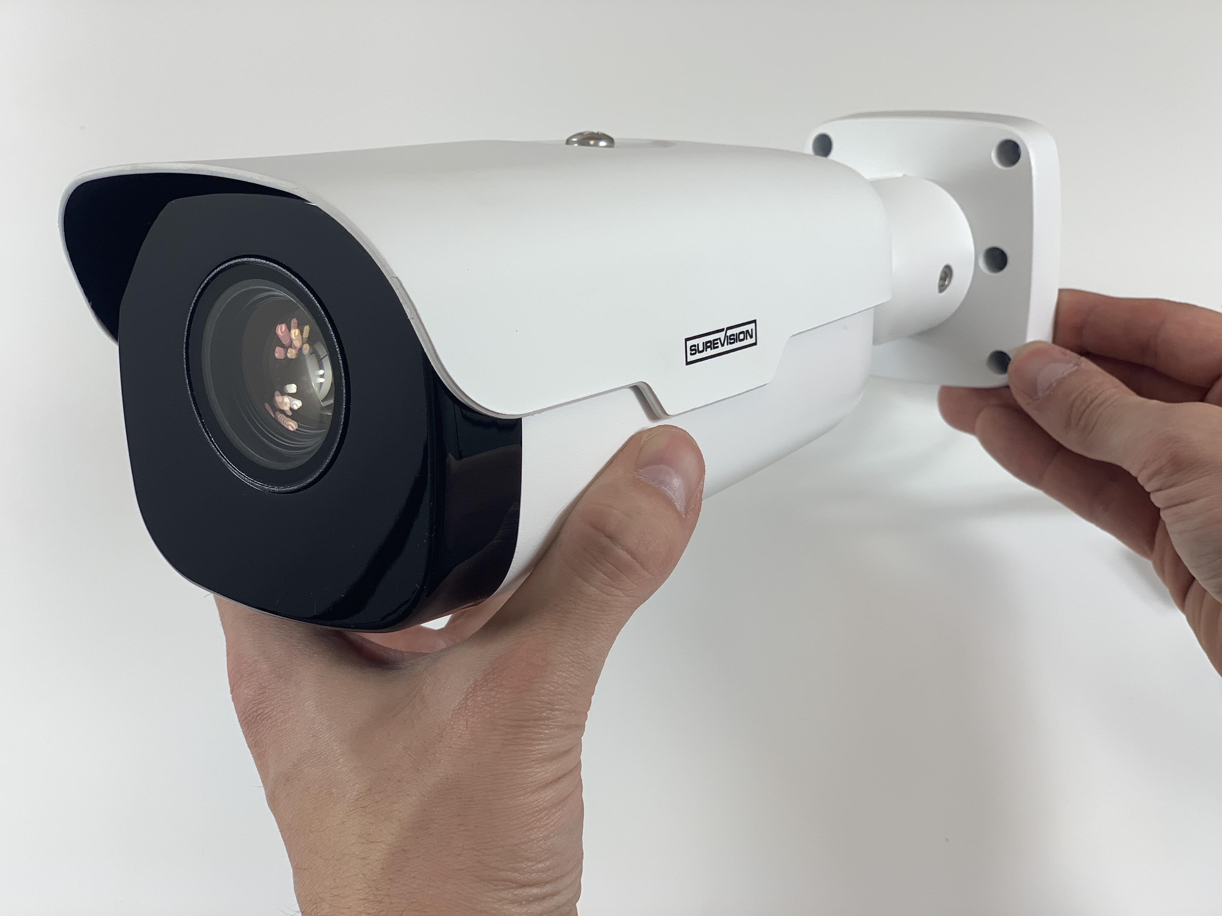 STARLIGHT LONG RANGE 2 Megapixel WDR Starlight Network Infrared Bullet Camera