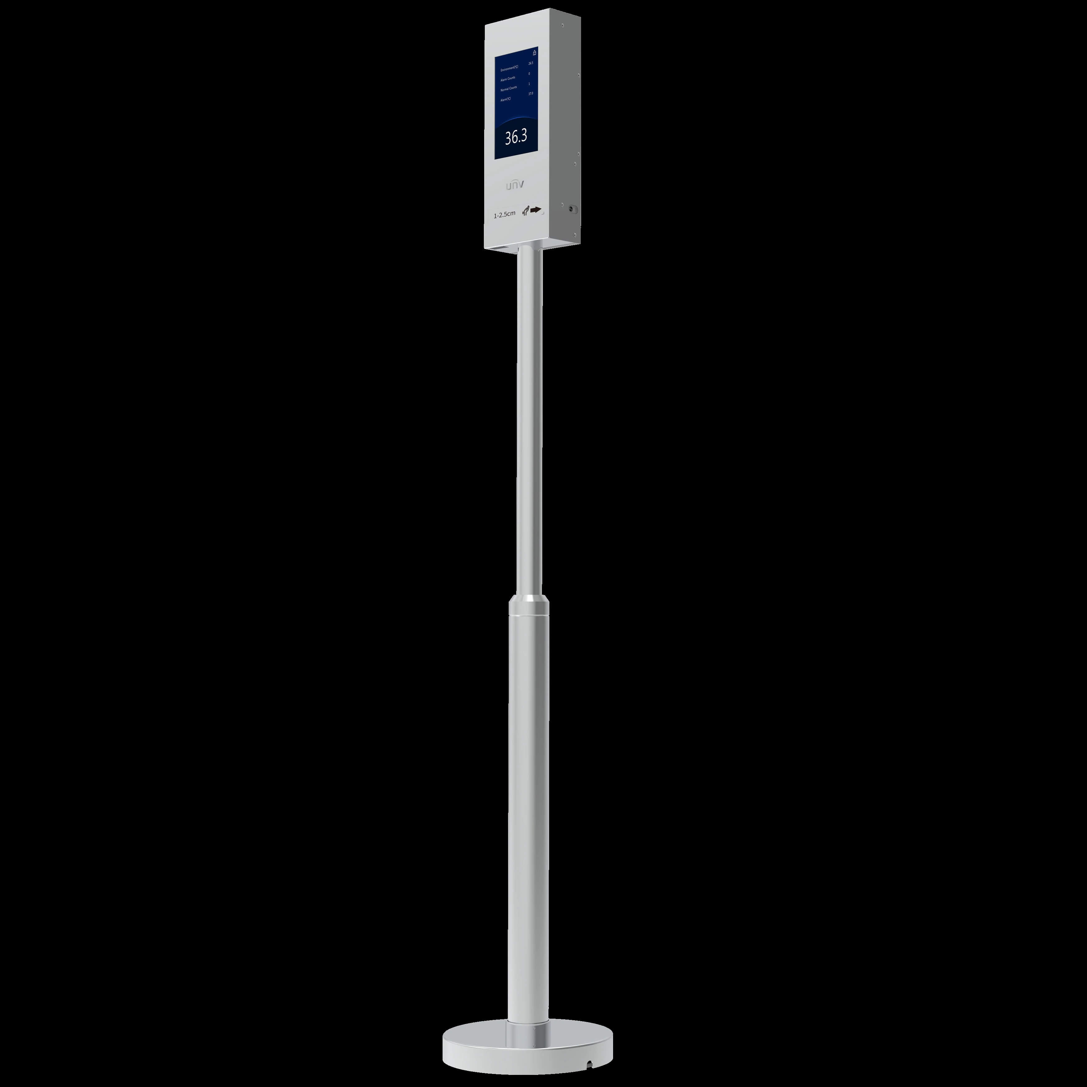 Commercial Standing No Contact Temperature Measuring Device