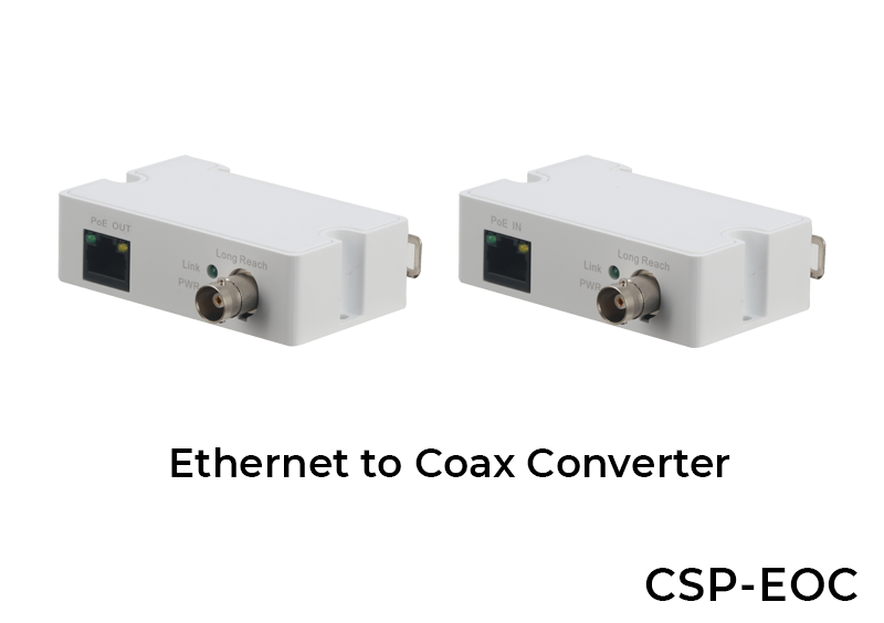 Ethernet to Coax Converter